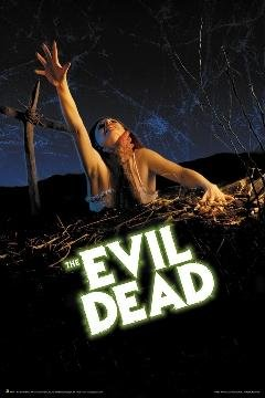- Scorpio The Evil Dead Original One Sheet Poster Prints, 24 by 36-Inch