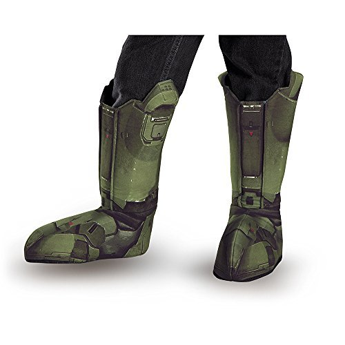 Halo Master Chief Boot Covers Child by Disguise