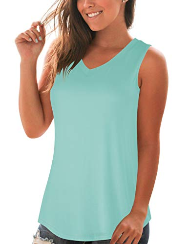 Buy sleeveless tees for women plus size