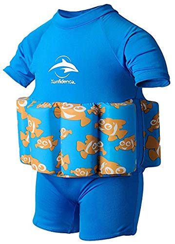 Konfidence Floatsuit - Clownfish (1-2 Years)