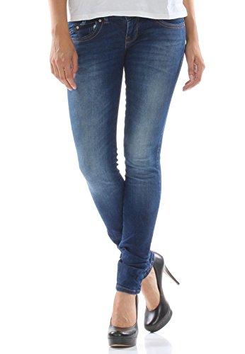 LTB Jeans - Jean - Skinny/Slim Fit - Femme Molly Heal (5065-50356)