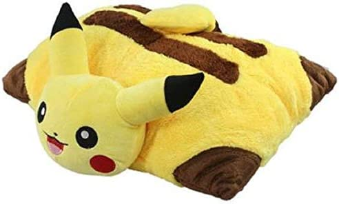Pikachu pillow | Etsy