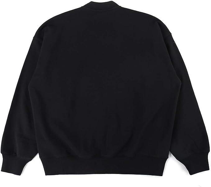 NAGRI Kanye Jesus is King Sweatshirt Graphic Letter Print Pullover Long Sleeve Hoodie