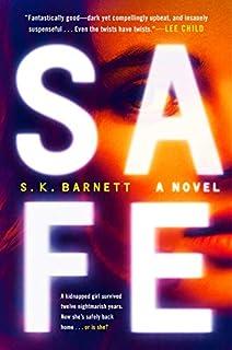 Book Cover: Safe: A Novel