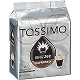 King of Joe Espresso Coffee T-Discs for Tassimo