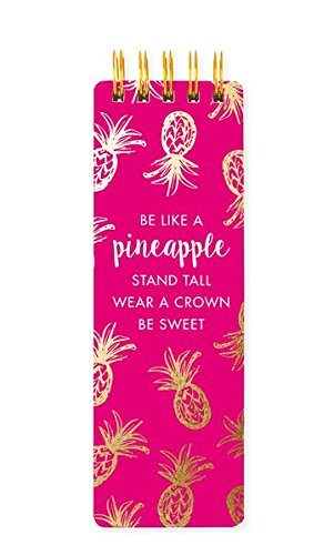 Graphique Pineapples Reporter Journal (WLP114) (Pineapple Notepad)
