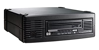 EH922SB - HP LTO Ultrium 4 Tape Drive 800 GB (Native)/1.6 TB (Compressed) - SCSI - 5.25 1H External by Hewlett Packard