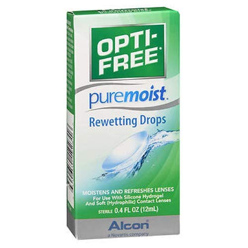 Pure Mo Rewet Drops Size .4z Pure Mo Rewet Drops .4z