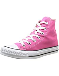 Converse All Star Hi Round Toe Canvas Sneakers