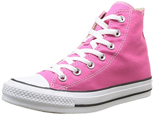 Converse Star Hi Canvas Seasonal, Sneaker, Unisex Rosa (Rose-tr-i3-19)