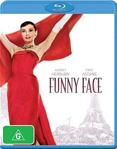 Funny Face [Blu-ray] (Region Free)