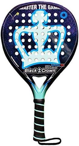 Pala de Pádel Piton Nakano 3k | Black Crown | Nivel: Avanzado ...