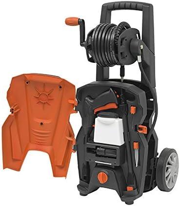 Black+Decker BXPW1300TD High Pressure Washer (1300 W, 100 Bar, 360 L/H)
