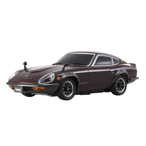 Kyosho Auto Scale Maroon NISSAN Fairlady Z Car Accessory Fits Mini-Z Vehicle