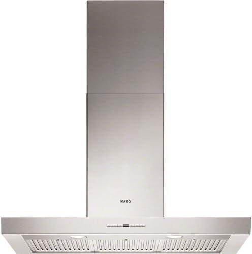 AEG X79263MD0 De pared Acero inoxidable 660m³/h - Campana (660 m³/h, Canalizado/Recirculación, 43 dB, 65 dB, 68 dB, De pared): Amazon.es: Hogar