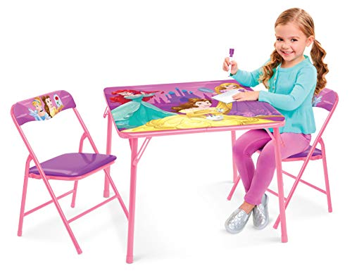 Princess Chair - Disney Princess Table & Chairs - Explore Your World Activity Table (2) Chairs