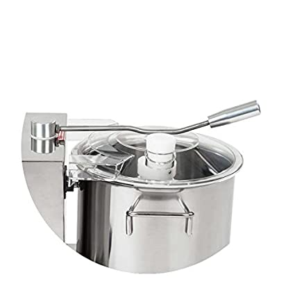 Royal Catering - RCKC-6000 - Picadora trituradora - Velocidad de rotación progresivamente regulable entre 1100-2800 RPM - Diámetro del recipiente de 25 cm ...