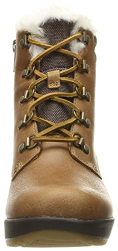 Sperry Top-Sider Womens Luca Peak Ankle Bootie Tan