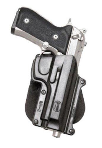 Fobus Elite Paddle (Fobus Conceal concealed carry Paddle Rotating Holster - fits Beretta 92F/96 except Brig. & Elite / Taurus PT 92 cs Feg P9R)