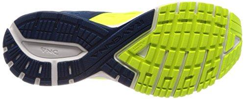 Course Chaussures 1d761 9 vie Ravenna Noir Hommes De Bleu Brooks Multicolores Pour Nocturne COw5OnSBqF