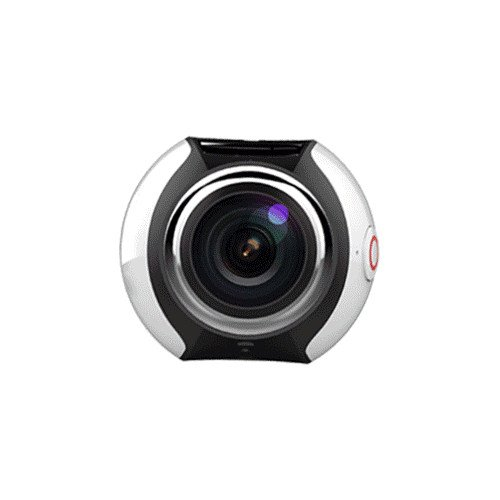 A Panorama 360 Action Cam with WiFi, 30fps and 4K Resolution (Halloween Stores In Nh)
