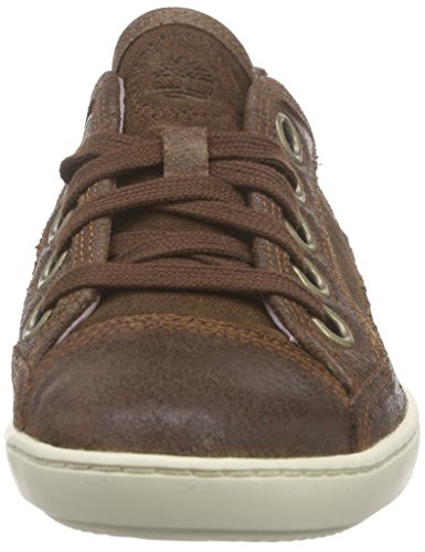 cheap for nice Timberland Women's Castille Oxford Trainers Brown (Dark Brown) free shipping professional amazing price for sale free shipping authentic professional 6dfm2s