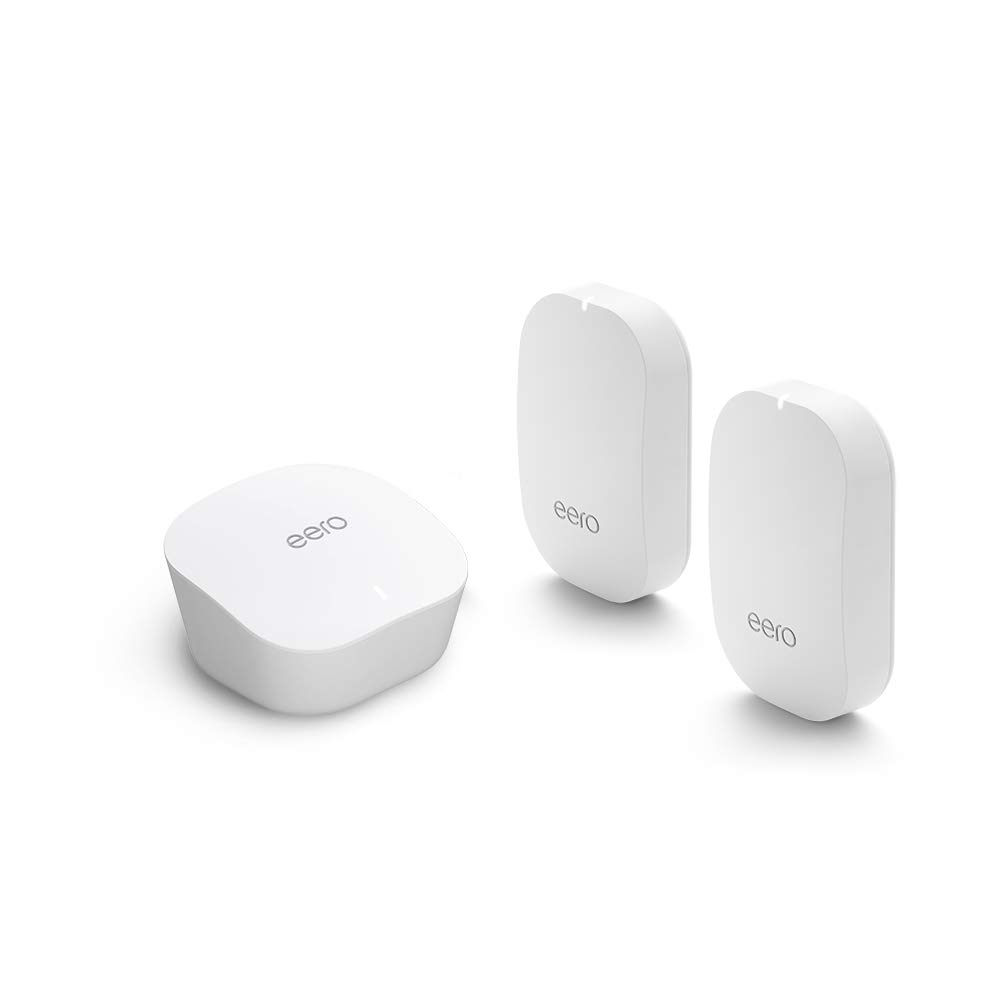 Prime Day Deals: Must-Have Amazon Tech And Services - Amazon Eero Mesh WiFi System