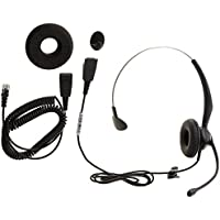 Yealink YHS33 Headset with Enhanced Noise Canceling
