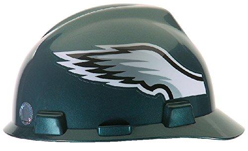 MSA 818406 NFL V-Gard Protective Cap, Philadelphia Eagles ()