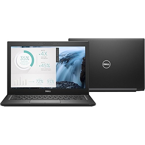 Dell Latitude 7280 Business Laptop - VPH6R (12.5 HD, Intel Core i5 -7300U 2.60GHz, 8GB DDR4, 256GB SSD, Windows 10 Pro 64)