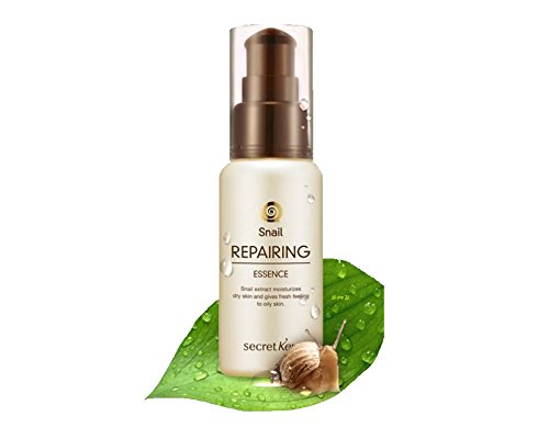 EGF Wonder Snail Serum from Korea : Best Serum for Dark Spots (Snail Repairing Essence) Snail Mucin W/ Epidermal Growth Factor for Regeneration of Skin Stem Cells : Best Korean Skin Care With 1 Sample