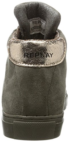 Femme REPLAY Hautes Baskets Noy Hautes Femme REPLAY REPLAY Noy Baskets SqqwdXBOx