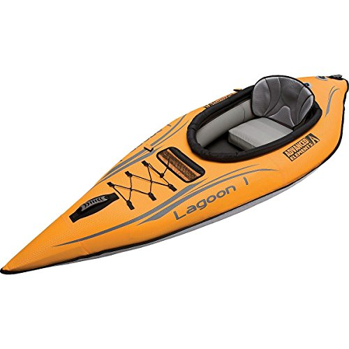 Advanced Elements Lagoon Kayak - ADVANCED ELEMENTS LAGOON 1 INFLATABLE KAYAK