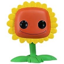Plants Vs Zombies Pop Vinyl Figure Funko: Sunflower Plant vs. Zombies