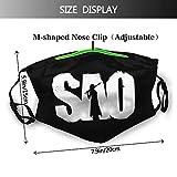 Sword Art Online Outdoor Mask,Protective 5-Layer