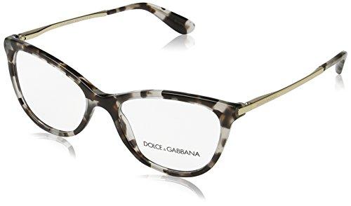 Dolce&Gabbana DG3258 Eyeglass Frames 2888-52 - Fog Cube DG3258-2888-52