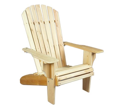 Cedarlooks 040404A Deluxe Adirondack Chair Review