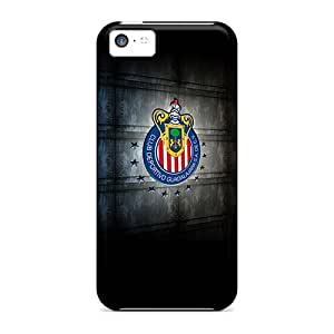 Ultra Slim Fit Hard Jeffrehing Case Cover Specially Made For Iphone 5c- Chivas