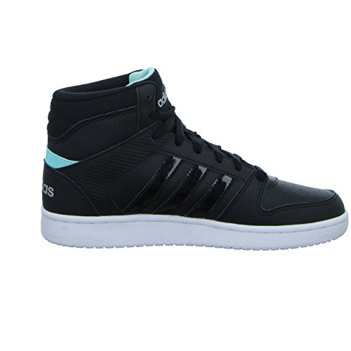 Adidas W Vs Nero Donna Sneaker Hoopster nero Mid TqOnFwpWf