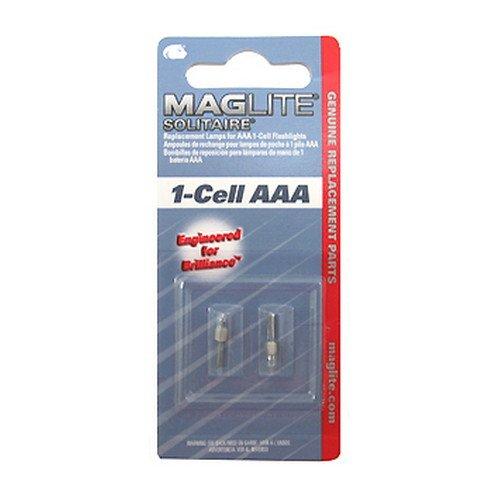 Maglite Mini Mag Flashlight Bulb Card ()