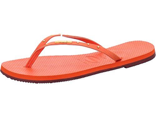 Havaianas Pumpkin You Womens Maxi Flip Flops wpw4xgTq