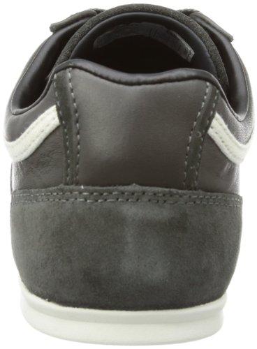 Lacoste Rayford 2 726SRM30106C9, Sneaker uomo Grigio (Gray - Grau (Dk Gry/Off Wht/Blk))