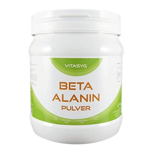 Vitasyg Beta Alanin Pulver, 1er Pack (1 x 500 g)