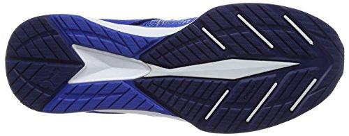Puma Ignite Evoknit Lo, Scarpe Sportive Outdoor Uomo Blu (Lapis Blue-blue Depths-white)
