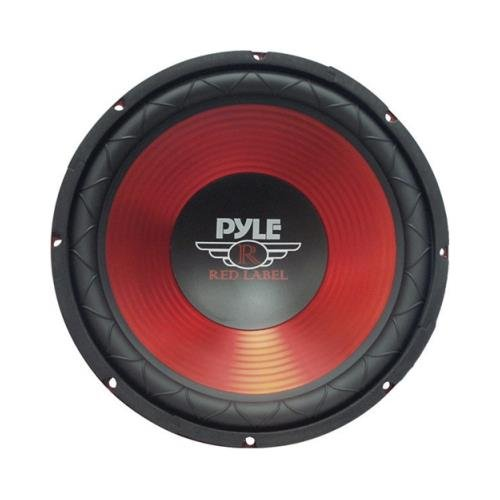 Pyle Plw10rd Red 10