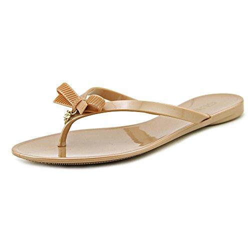 Guess - Sandalias de Caucho para mujer 42 Natural Jellie