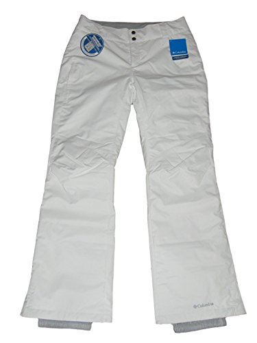 Columbia Womens Arctic Trip Pant White R / M by Columbia