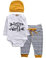 chinatera Baby Boys Girls Clothes New Year 2019...