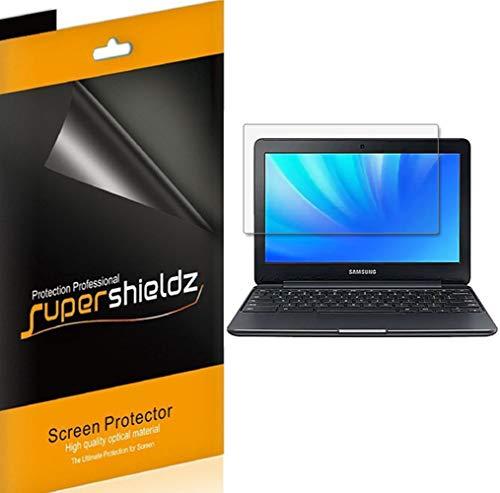 (3 Pack) Supershieldz for Samsung Chromebook 3 11.6 inch and Samsung Chromebook 2 11.6 inch Screen Protector, Anti Glare and Anti Fingerprint (Matte) Shield