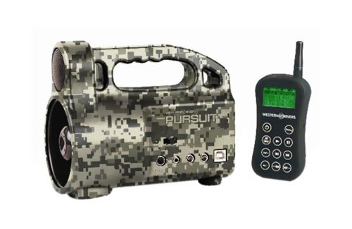 GSM Outdoors Pursuit Electronic Caller by GSM Outdoors by GSM Outdoors